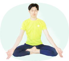 心や精神の安定には呼吸気法・瞑想